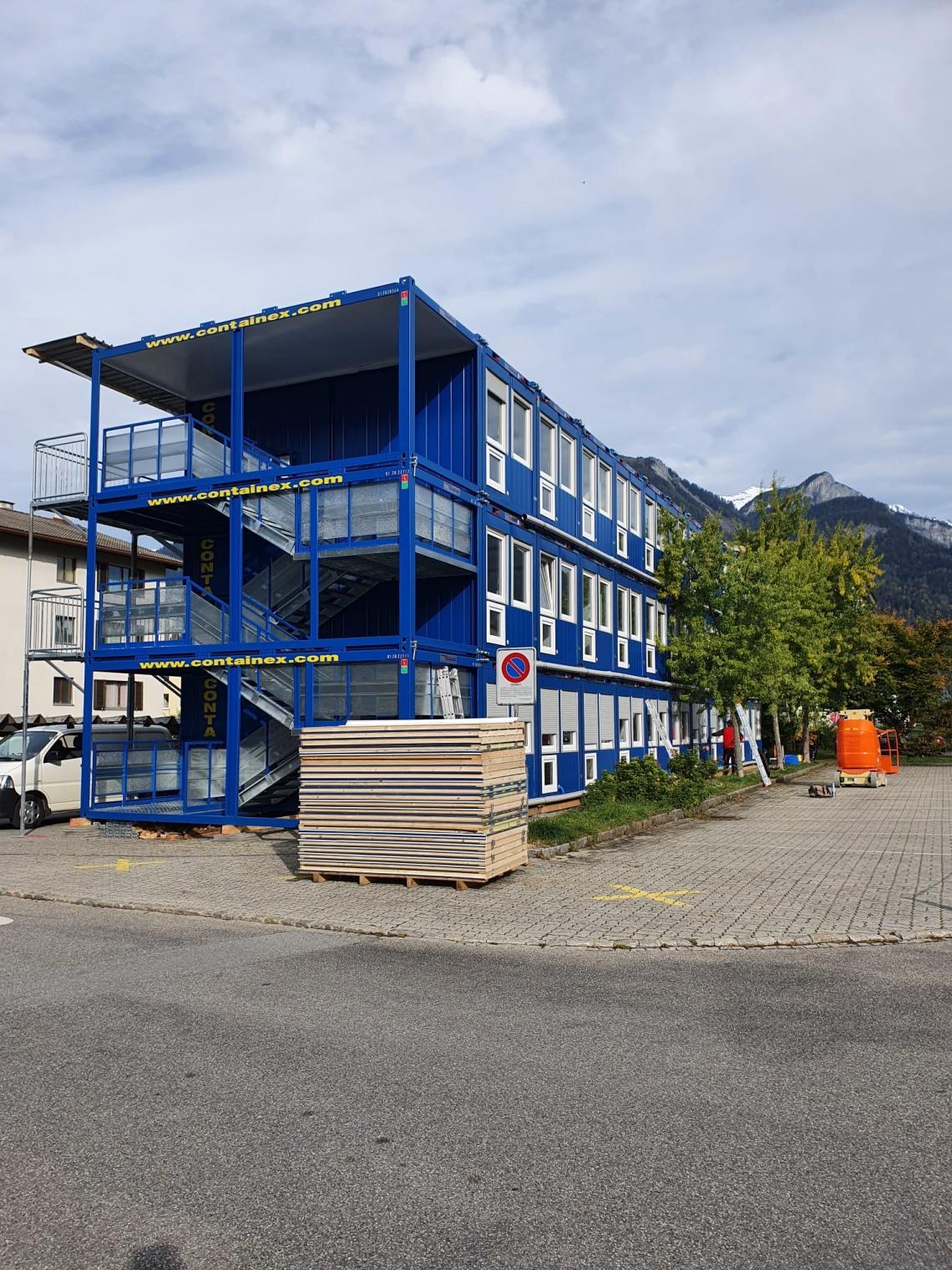 Containeranlage ()