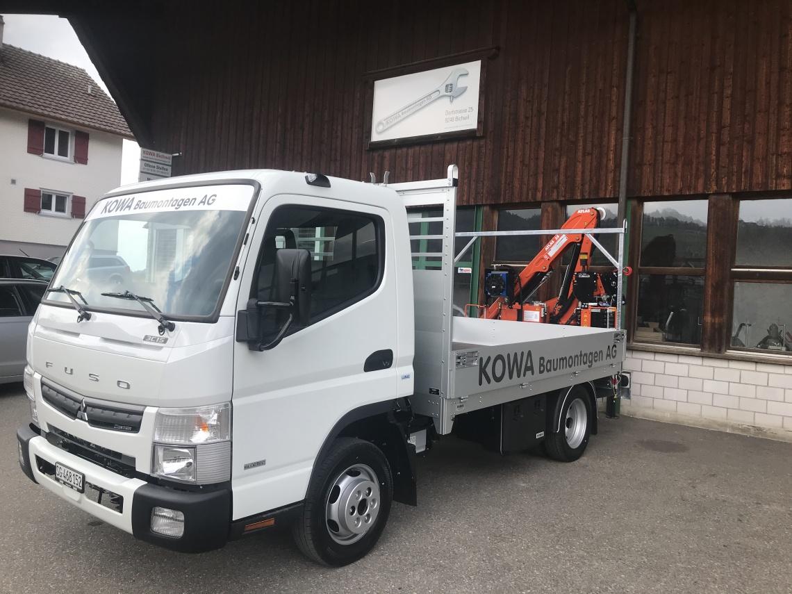 Die KOWA Baumontagen AG bekommt Unterstützung! ()