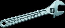Logo: KOWA Baumontagen AG